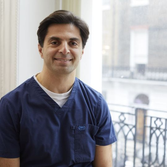 Dr Farid Monibi