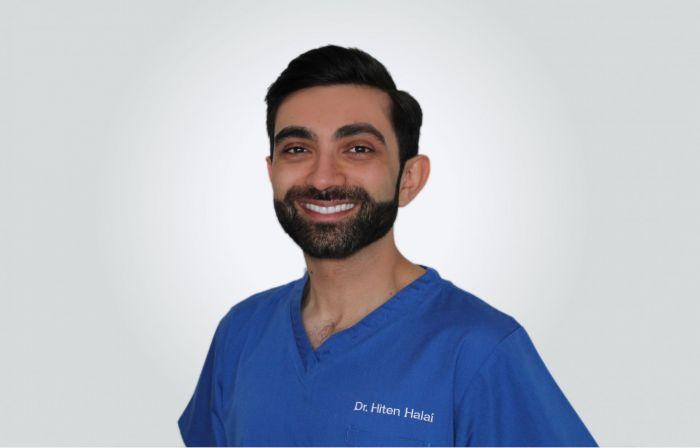 Dr Hiten Halai